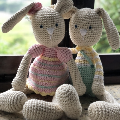Amigurumipatterns — @grannyscrochethook made this super adorable ... | 400x400