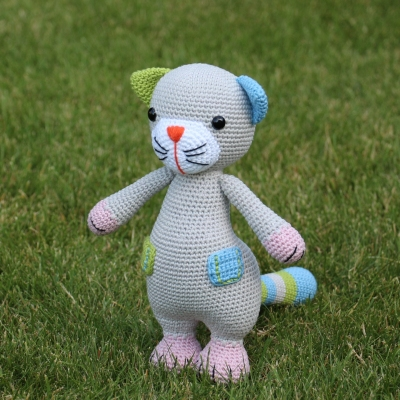 Cuddly Amigurumi Toys: 15 New Crochet Projects by Mari-Liis Lille ... | 400x400