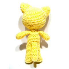 Huey the Cat amigurumi crochet pattern by sarsel