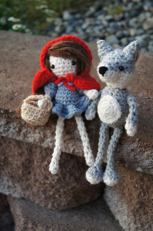 Wilson the Wolf amigurumi pattern by Theresas Crochet Shop ... | 753x500