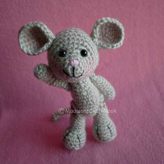 Crochet Pattern Free Mouse : anime