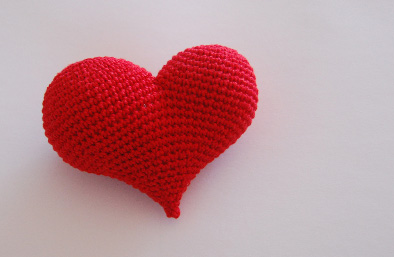 Pop Heart - Free amigurumi pattern