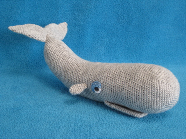Amigurumi Today Whale : Amigurumi orca pattern slugom for