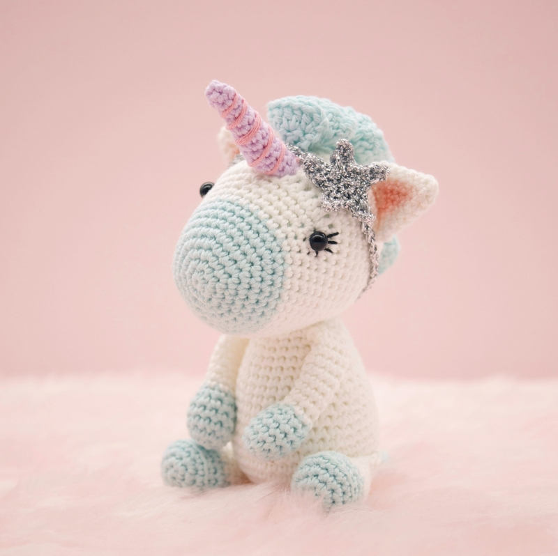Tutorial Amigurumi Unicorno : Aurora the Unicorn amigurumi pattern - Amigurumipatterns.net