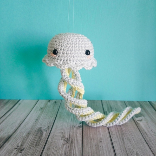Ravelry: Jellie Jellyfish pattern by Comically Creative Designs ... | 600x600