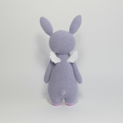 Rabbit with Wings amigurumi pattern by Little Bear Crochet