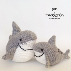My Sea 2 amigurumi pattern by Madelenon
