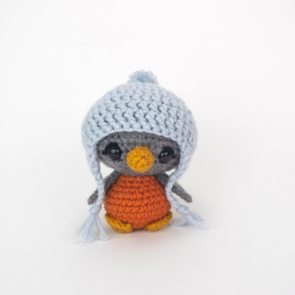 Amigurumi Crochet Bird Patterns : Blue the Bird amigurumi pattern - Amigurumipatterns.net