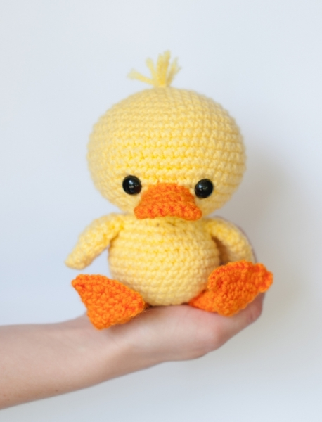 Adorable Duck amigurumi pattern - Amigurumipatterns.net