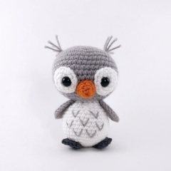 Owl Friends amigurumi pattern by Theresas Crochet Shop