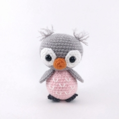 Owl Friends amigurumi by Theresas Crochet Shop