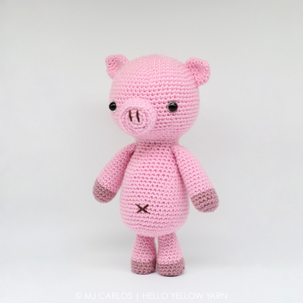 Curly The Pig Amigurumi Pattern Amigurumipatterns