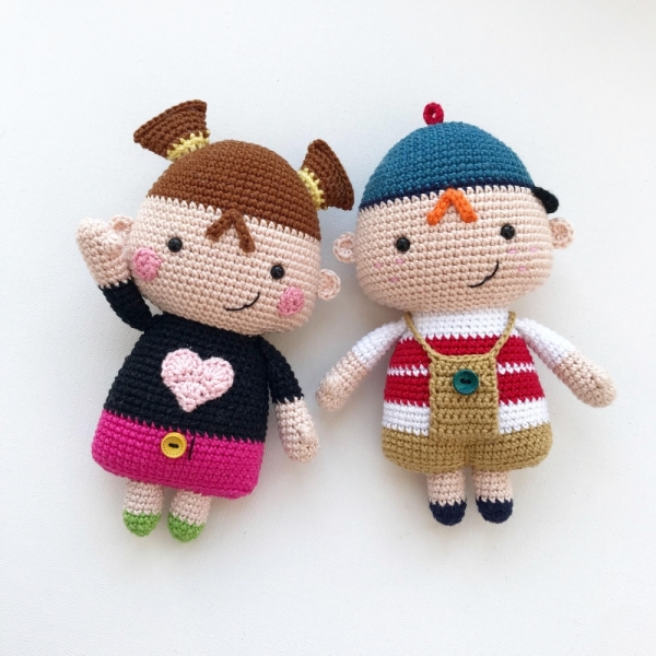 20 Modern (and Free!) Crochet Patterns You Can Download Today | 600x600