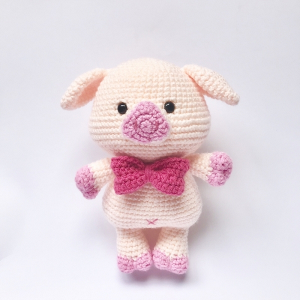 Pablo The Romantic Pig Amigurumi Pattern Amigurumipatterns
