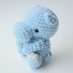 Henry the Hippo amigurumi by Amiable Amigurumi