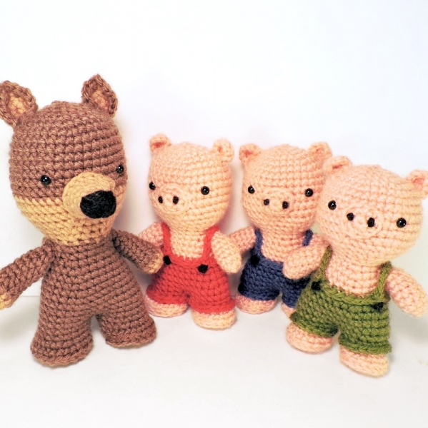 20 Easy and Adorable Crochet Toys That'll Melt Your Heart ... | 600x599