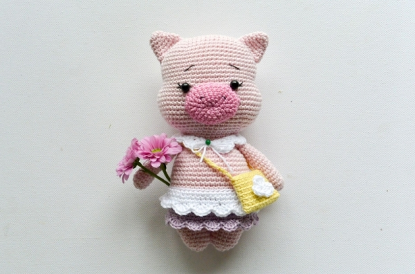 Emma The Pig Amigurumi Pattern Amigurumipatterns