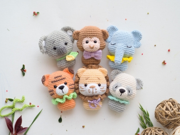 20 Easy and Adorable Crochet Toys That'll Melt Your Heart ...   450x600