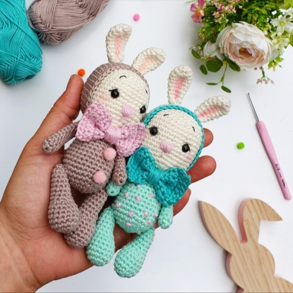 The Cutest Amigurumi — Easy Patterns and Tutorials - Craftfoxes | 600x600