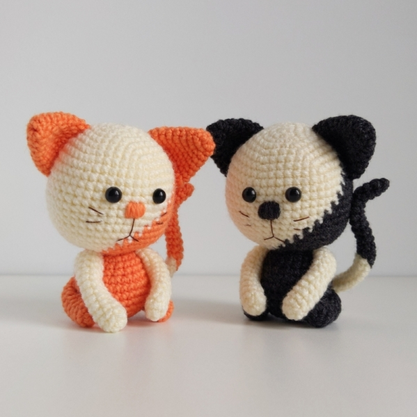 Amazon.com: Cute Crochet Cat Doctor the Cat: Easy Crochet Pattern ... | 600x599