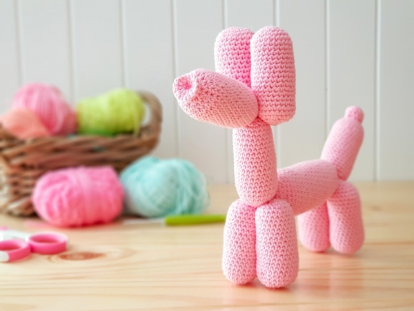 Amigurumi Elephant and balloon. Amigurumi Elephant and flower. | Etsy | 450x600