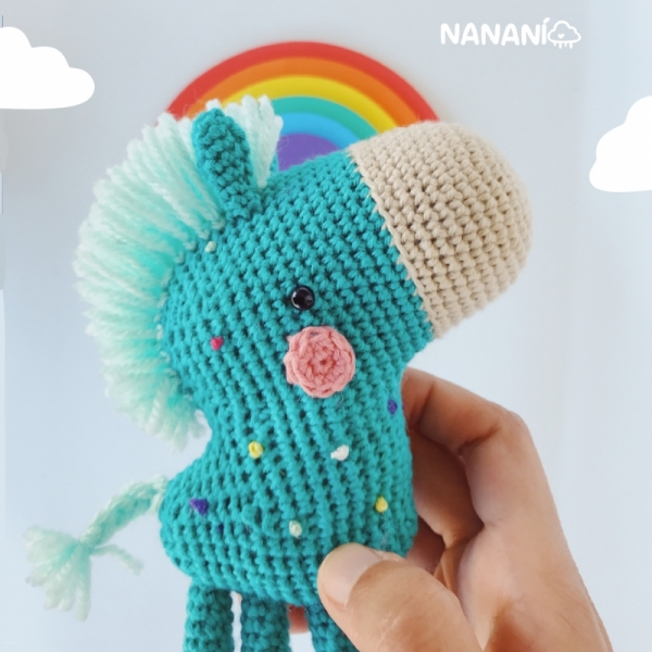 My Little Pony Free Crochet Patterns | 600x600