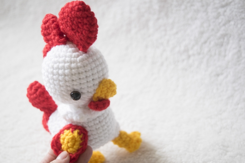 Amigurumi Rooster Pattern Free : Riley Rooster amigurumi pattern - Amigurumipatterns.net