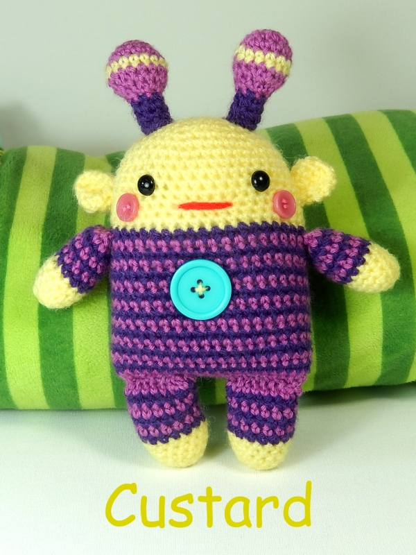 Romper Monsters amigurumi pattern - Amigurumipatterns.net
