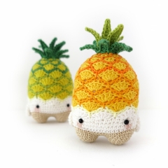 4 seasons SUMMER amigurumi by Lalylala
