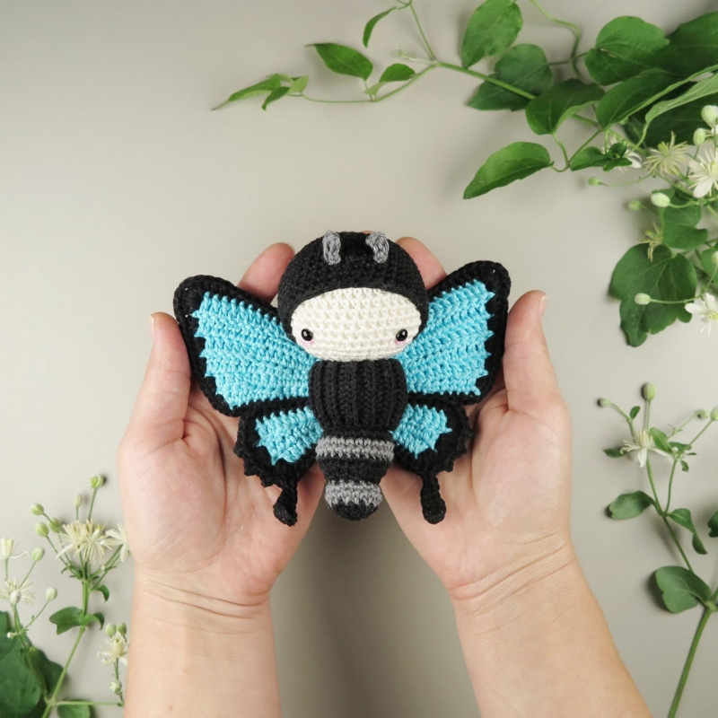 Ulysses Butterfly ULYSSES butterfly amig...