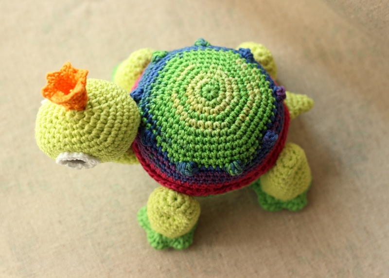 Princess Turtle amigurumi pattern - Amigurumipatterns.net