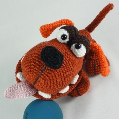 The Dogster amigurumi pattern by IlDikko