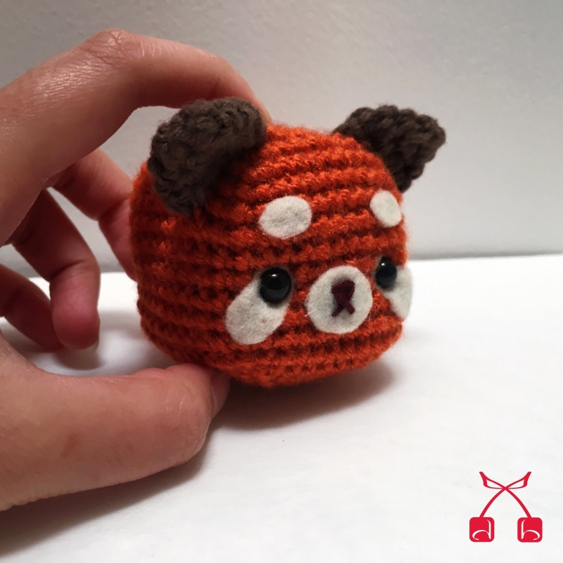 Connect The Colors >> Cube Wild Animals - Free amigurumi pattern