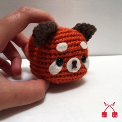 Cube Wild Animals amigurumi pattern by