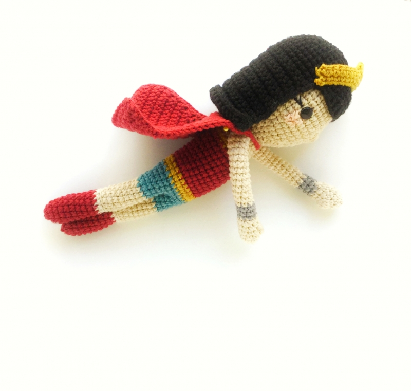 Wonder Woman Amigurumi Pattern Amigurumipatterns
