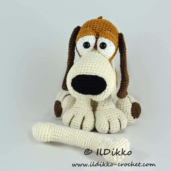 Awesome Free Crochet Dog Pattern Festooning - Sewing Ideas - gotoss.info