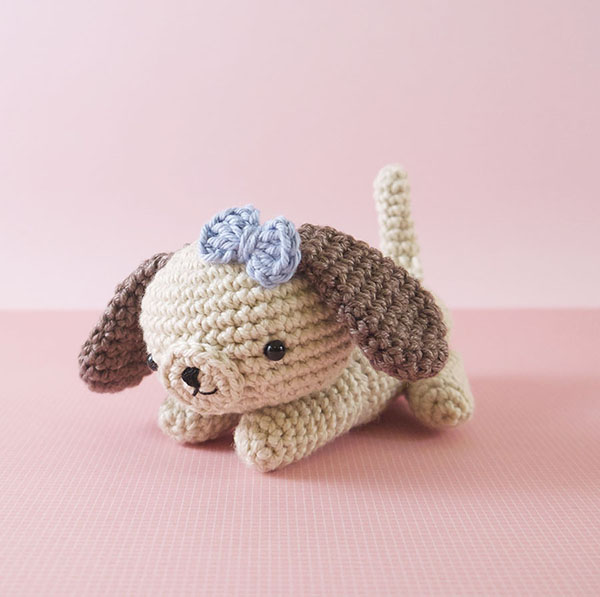 Amigurumi Dog Tail : Amigurumi Puppies Related Keywords & Suggestions ...