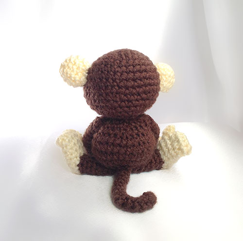 Amigurumi On The Go Download : Maurice the Monkey amigurumi pattern - Amigurumipatterns.net