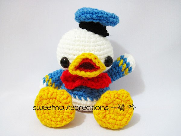 Amigurumi Duck Free Crochet Pattern : Teddy bear amigurumi free crochet pattern free small teddy bear