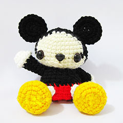 Baby Donald Duck + Baby Mickey Mouse amigurumi pattern ...