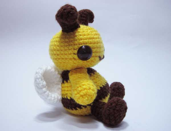 Boo The Bee Amigurumi Pattern Amigurumipatterns