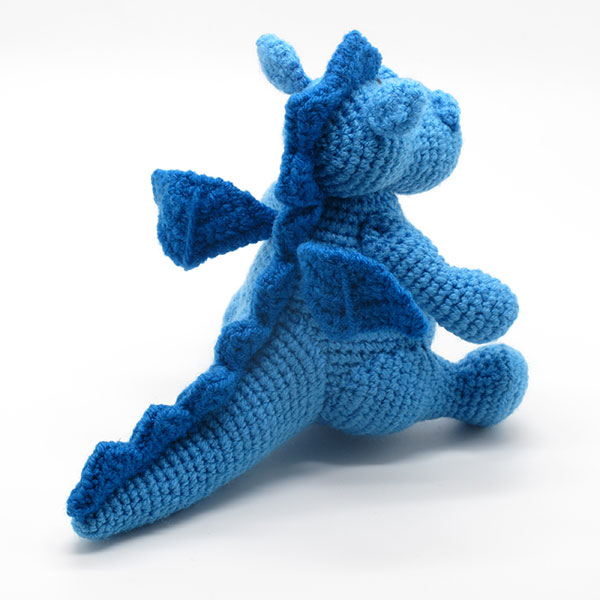 Grow, Baby dragon amigurumi pattern - Amigurumipatterns.net