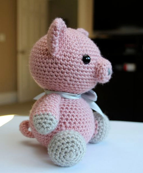 Hamlet The Pig Amigurumi Pattern Amigurumipatterns