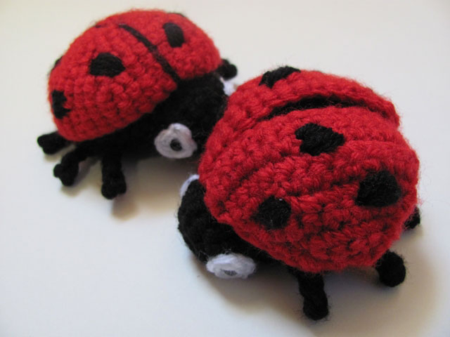 Free Crochet Ladybug Toy Crochet Pattern Dancox For