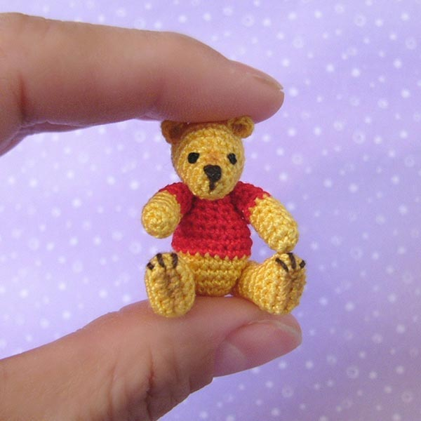 Free Mini Mouse Crochet Patterns | 600x600