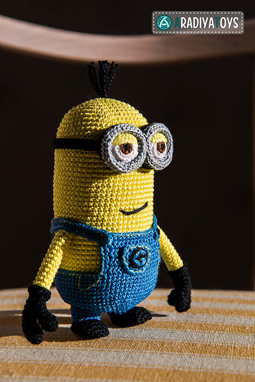 Amigurumi Pattern Minion : Minion Tim (Despicable Me) amigurumi pattern ...