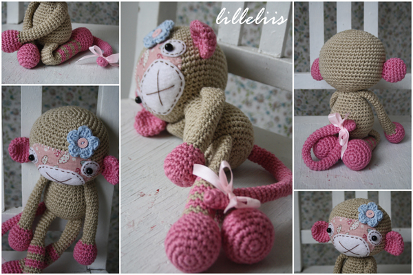 Stay at home, crochet and keep calm! | Amigurumi patterns by lilleliis | 400x600