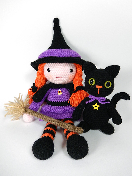 Morgana and Soots amigurumi pattern - Amigurumipatterns.net