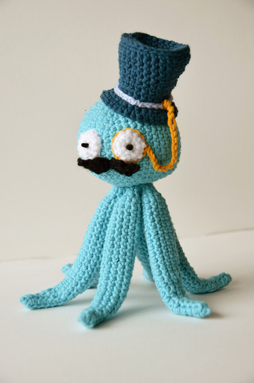 Octopus Couple Amigurumi Crochet Pattern – Snacksies Handicraft | 755x500