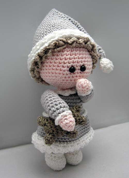 Sleepy Head amigurumi pattern - Amigurumipatterns.net